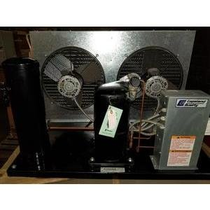 COPELAND F3AD-A401-TFD-001 4HP HIGH TEMP AIR-COOLED REFRIGERATION CONDENSING UNIT, 460/60/3 - Condensing Refrigeration