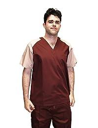 Dress A Med Mens Classic Scrubs 2 Piece Set