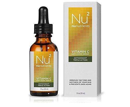 (Active Wow Nunutrients Vitamin C Serum)