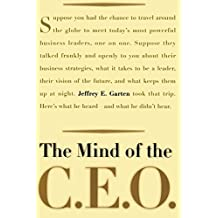The Mind Of The CEO by Jeffrey E. Garten (2001-12-27)