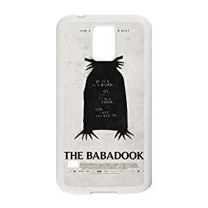 YUAHS(TM) Phone Case for SamSung Galaxy S5 I9600 with The Babadook YAS341116