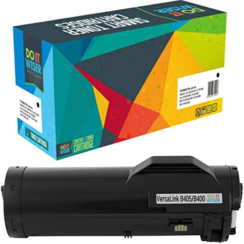 - Do it Wiser Compatible Toner Cartridge Replacement for Xerox VersaLink B405 B400 B400DN B400N B405DN | 106R03582 (13,900 Pages)