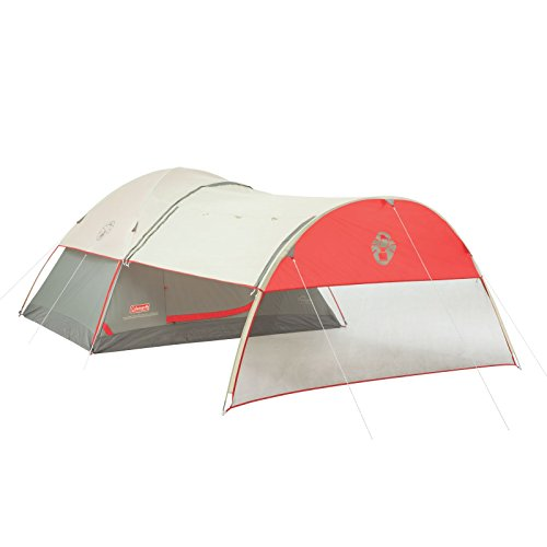 Coleman Cold Springs 4 Person with Front Porch Dome - Person Tent Spring