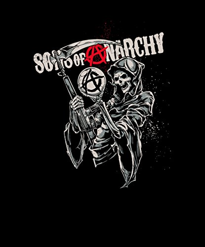 Sons Of Anarchy Blanket- Perfect for Home Decor, Gifts, Accessories, Memorabilia, Collectables-This is a Soft, Plush, Thick, Mink Blanket-THIS IS NOT A CHEAPLY MADE FLEECE THROW-Life Time Guarantee by SVT by Solar Textile