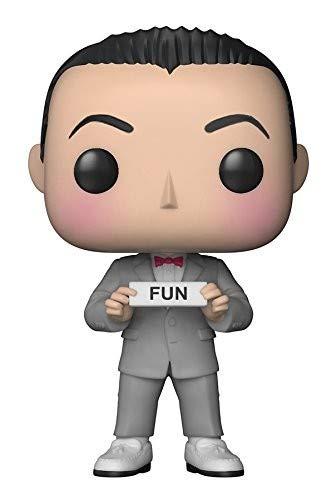 Funko POP! TV: Pee wee's Playhouse Pee Wee Herman Collectible Figure, Multicolor]()