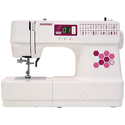 Janome Sewing Machine White