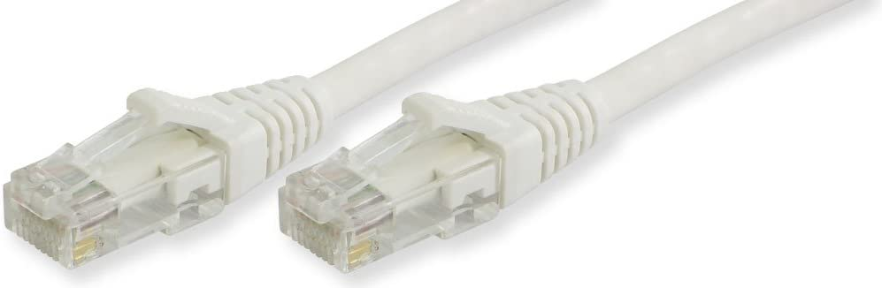Black 85-Feet Lynn Electronics OLG10ABKK-085 Optilink CAT5E Made in the USA Snagless Ethernet Cable