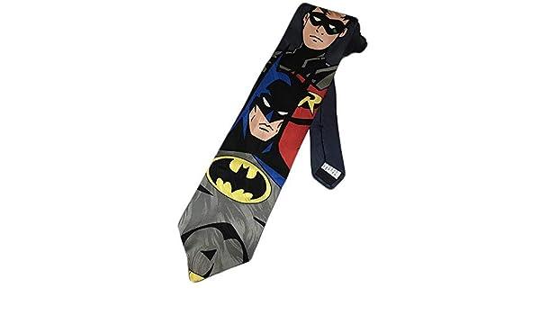 Ralph Marlin - Corbata para hombre, diseño de Batman y Robin ...