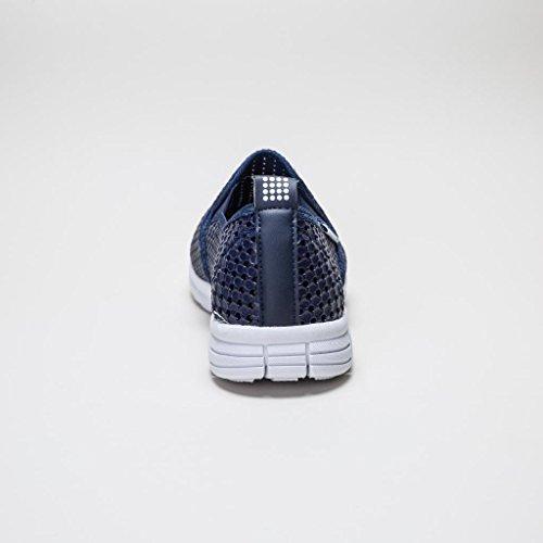 Holees Original Baskets Mode A Enfiler (Bleu Marine)