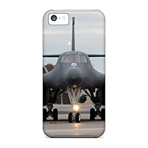 Excellent Design Military Bomber B1 Lancer Phone Case For Iphone 5c Premium Hard Case