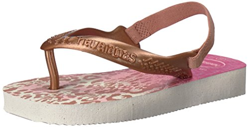 efd803dbe Galleon - Havaianas Kid s Chic Sandal Flip Flop With Backstrap (Infant  Toddler)