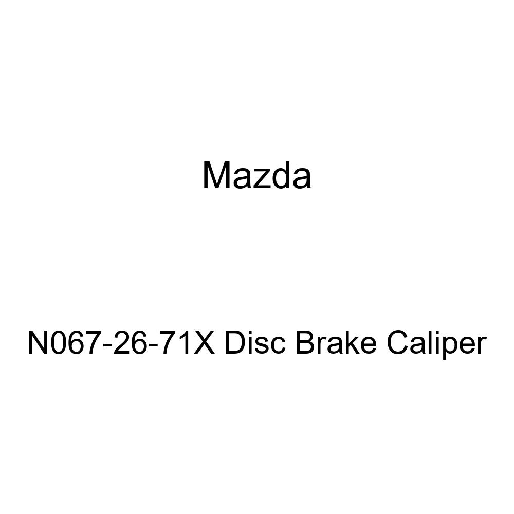 Mazda N067-26-71X Disc Brake Caliper