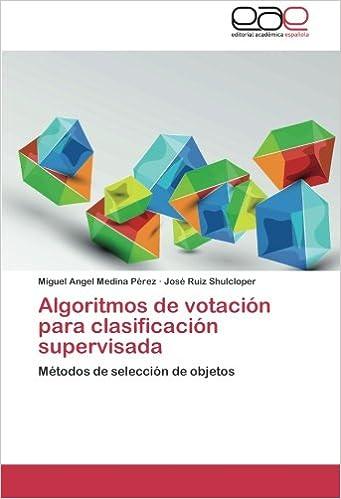 Algoritmos de Votacion Para Clasificacion Supervisada