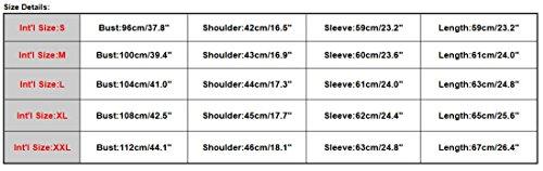 Maglia In Cotone Para De Solid Hombre Camiseta Larga Timur Uomo Longsleeve Maniche Rosso yesmile Con Básica Manga Lunghe Uomo A shirt T zq8x00p