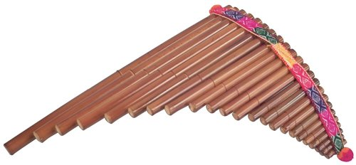 Cusco QT-21 3-Octave Panpipes by Cusco
