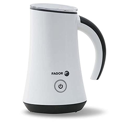 Fagor CL-450 Negro, Color blanco espumador para leche - Espumador ...