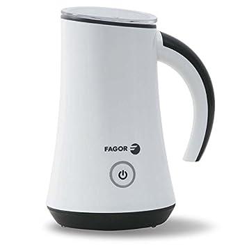 Fagor CL-450 Negro, Color blanco espumador para leche - Espumador de leche (