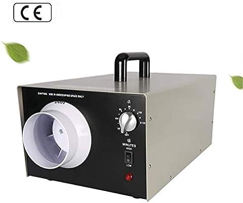 BOYZ Generador De Ozono Profesional, 7000-14000 MG/H Industrial ...