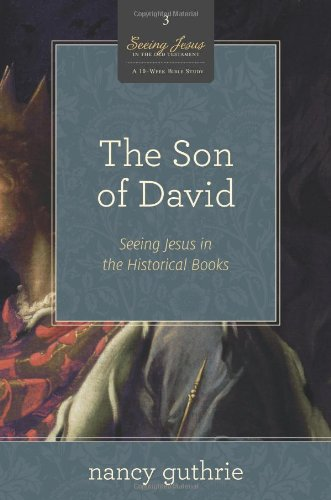 The Son of David (A 10-week Bible Study): Seeing Jesus in the Historical Books