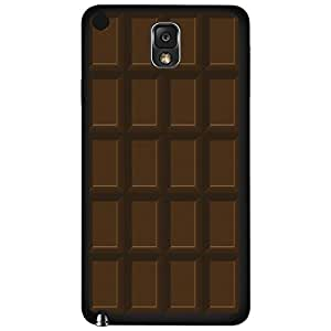 Chocolate Bar Hard Snap on Phone Case (Note 3 III)