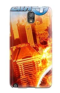 Charles Lawson Brice's Shop New Galaxy Note 3 Case Cover Casing(human Torch)