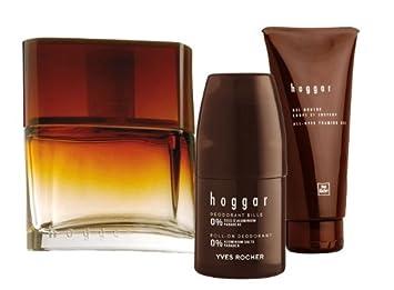 Amazoncom Yves Rocher Hoggar 3 Piece Fragrance Gift Set For Men