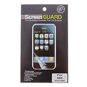 Tqie Professional Clear Anti-Glare LCD Screen Guard Protector for Samsung Galaxy Note3 N9000