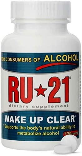 RU 21 Dietary Supplement Manufacturer 120 Pill product image