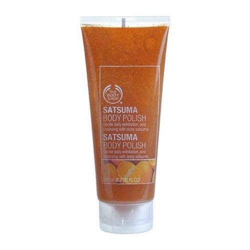 The Body Shop Body Polish, Satsuma, 6.9 Ounce