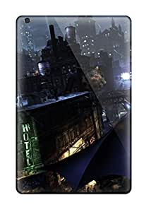 ARqdnoC1354pNQUz AnnaSanders Awesome Case Cover Compatible With Ipad Mini/mini 2 - Batman Arkham City
