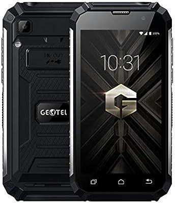 Teléfonos móviles teléfonos celulares Mobile G1, 2 GB + 16 GB, a prueba de golpes, 7500mAh