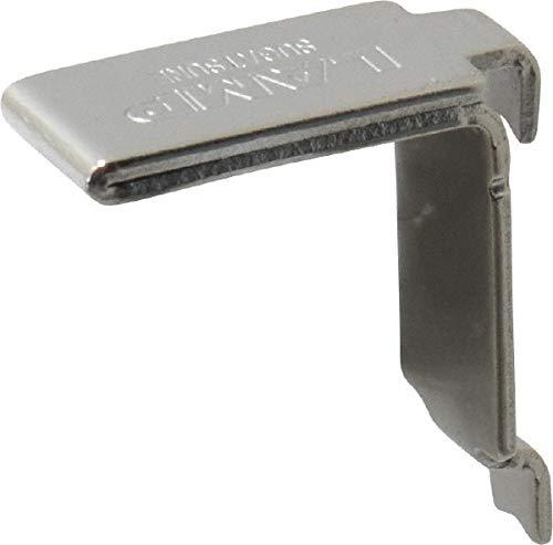 (99 Lb Capacity, 430 Stainless Steel, Shelf Support Bracket pack of 200)