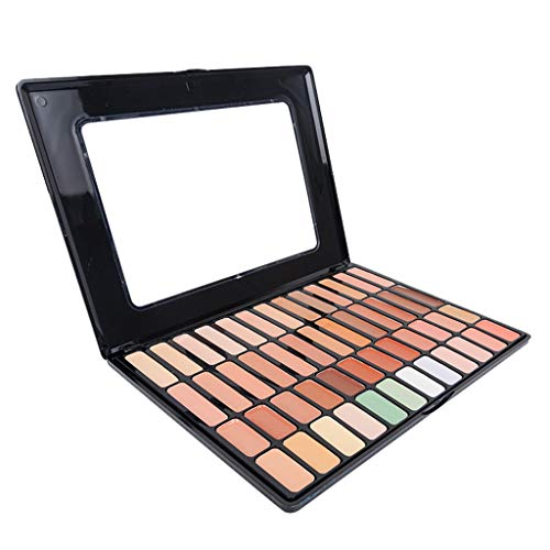 YunZyun 50 Colors Concealer Camouflage Foundation Makeup