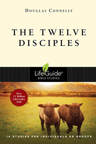 The Twelve Disciples (Lifeguide Bible (Jesus 12 Disciples)