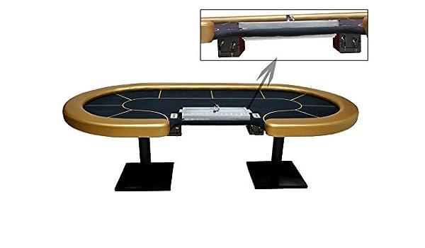 Pokerbarato - Mesa de poker personalizada lujo: Amazon.es ...