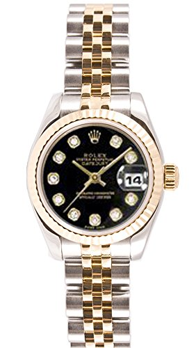 - Rolex Oyster Perpetual Lady Datejust Watch