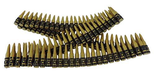 Gi Joe Gi Jane Halloween Costumes - Plastic Toy Fake Bullet Belt Army