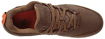 New Balance Men's MW3000 Trail Walking Shoe, Brown, 10 2E US