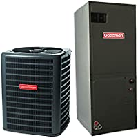 2.5 Ton 14 Seer Goodman Heat Pump System (AC and Heat) GSZ140311 - ARUF29B14 - TX2N4