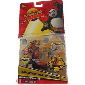 Kung Fu Panda 6 Tigress Claw Attack Deluxe Action Figure Amazon Co