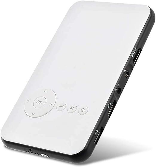 Juonjee Proyectores proyector móvil Inteligente de Bolsillo ...