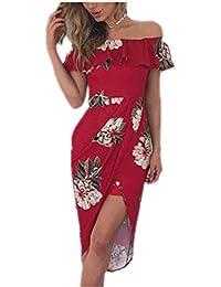 Eloise Isabel Fashion Floral dress moda feminina flores impresso ruffles barra neck cintura alta wrap dress elegante festa à noite vestidos das senhoras