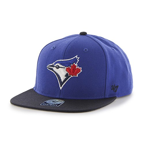 '47 Brand Toronto Blue Jays 2-Tone Sure Shot Snapback MLB Cap