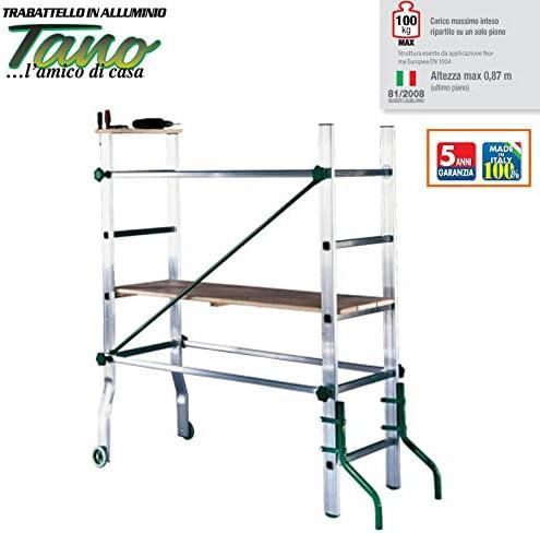 Facal andamios de aluminio.: Amazon.es: Bricolaje y herramientas