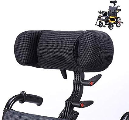Soporte para el cuello del reposacabezas de la silla de ruedas Cojín cómodo del respaldo del ...