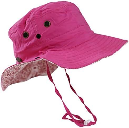 Turtle Fur Women's Bonnie, Reversible Lightweight Boonie Sun Hat