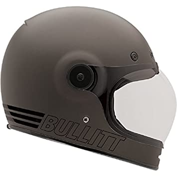 Bell Bell Powersports 600003-075 - Casco de motocicleta, color Gris (Retro Metallic