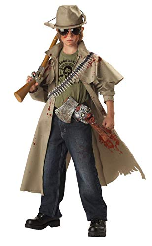 California Costumes Toys Zombie Hunter, Tan, Medium