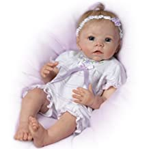 So Truly Real Lifelike Baby Doll: Chloe's Look Of Love by The Bradford Exchange
