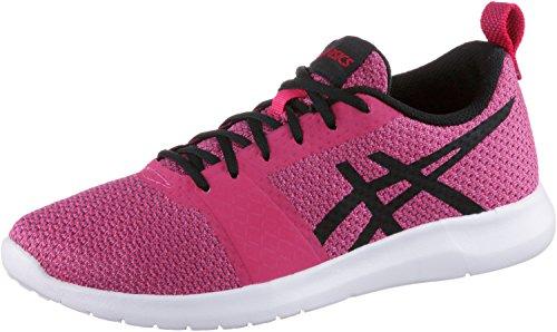 Asics Kanmei, Zapatillas de Entrenamiento para Mujer Rosa (Cosmo Pink/black/plune)